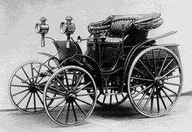 Benz »Victoria« 1893