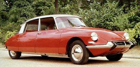Citroën DS 1963