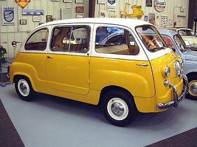 Fiat Multipla 1956