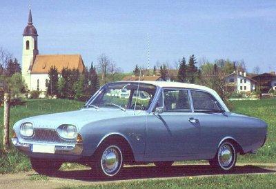 Ford Taunus 17 M (P3)