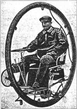 Garavaglia-Entwurf von 1904