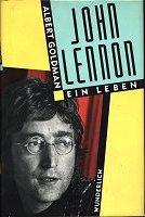 Albert Goldman: John Lennon - Ein Leben