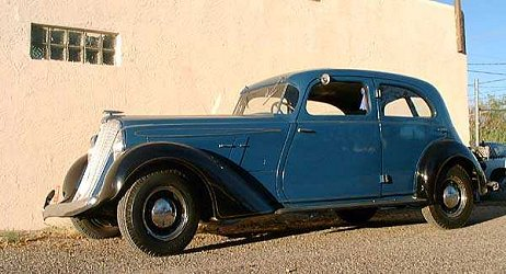 Hupmobile T 427 Eight