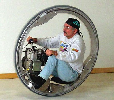 Monocycle von Kerry McLean