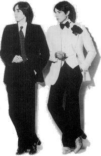 Duncan Browne und Peter Godwin