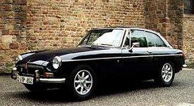 MG B GT Coupé