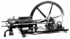 Versuchsmotor 1876