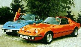 Opel GT und Opel Aero GT