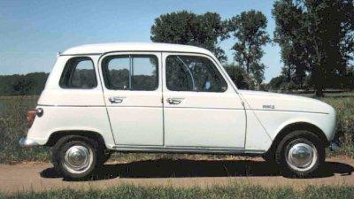 Renault 4, Baujahr 1971