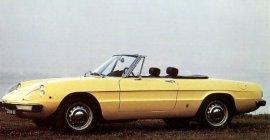 "Alfa Romeo Spider ""Fastback"""