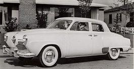 Studebaker Champion, 1951