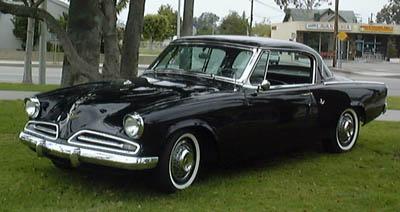 Studebaker Starliner, 1953