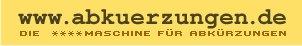 www.abkuerzungen.de