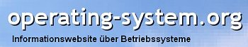 operating-system.org - Informationswebsite über Betriebssysteme