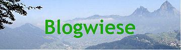 Blogwiese - ein Deutscher in der Schweiz