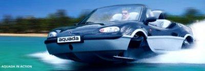 Gibbs Aquada - das High Speed Amphibian