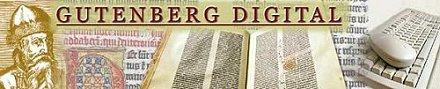 Gutenberg digital