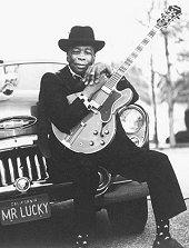 John Lee Hooker Website