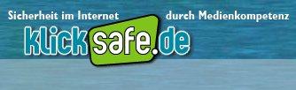 klicksafe.de - Sicherheit im Internet durch Medienkompetenz