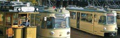 Straßenbahnmuseum Köln