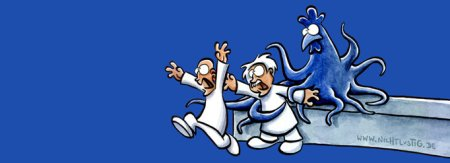 NICHTLUSTIG - Jeden Tag ein neuer Cartoon