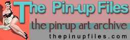 The Pin-up Files