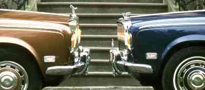 Rolls-Royce und Bentley - Photos, Berichte und Bücher
