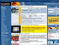 DUDEN schuelerlexikon.de