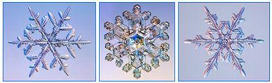 SnowCrystals.com - Schneeflocken und Schneekristalle