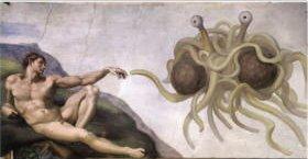 FSM - Das fliegende Spaghettimonster