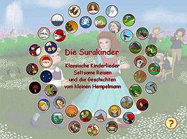 Die Surakinder: klassische Kinderlieder und mehr