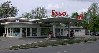 Tankstellengeschichte in Deutschland