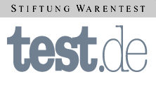 Stiftung Warentest - test.de