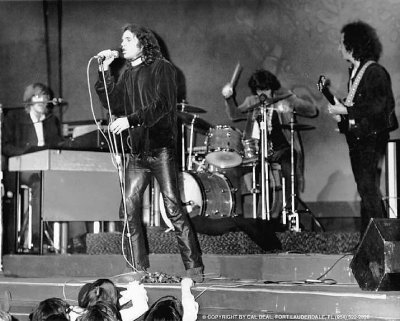 The Doors at The Fillmore East, 1968