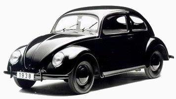 Volkswagen von 1938